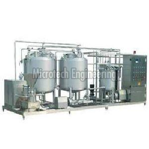 Chaach Pasteurizer Tank