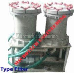 Chemical Filtration System