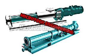 Chemical Slurry Transfer Pump