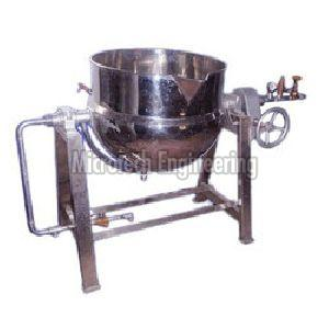 Chilli  Sauce Steam Jacketed Kettle