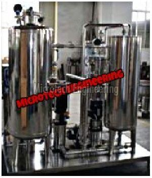 Coke Beverage Drink Mixing Machine