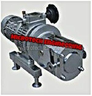 Corn Sryup Transfer Pump