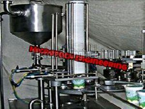 Dahi Filling Machine