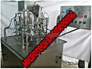 Dahi Filling Machine Plant