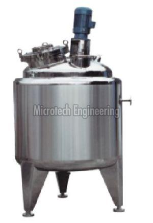 Fruit Juice Emulsification Tank