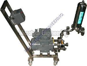 Herbal Extract Transfer Pump
