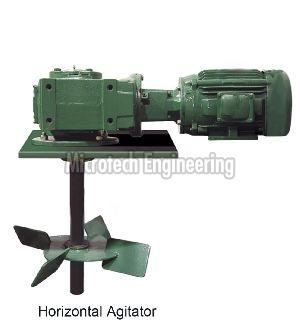 Horizontal Agitator