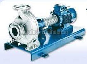 Hot Water Transfer Pump