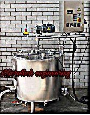 Ice Cream Mix Pasteurizer