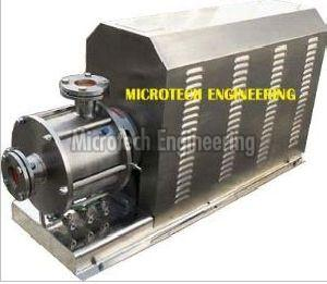Inline Shear Pump