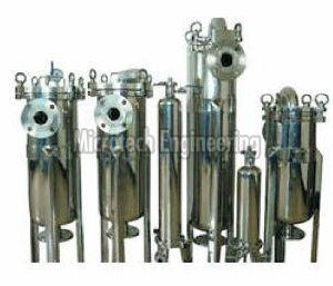 Invert Sugar Filtration System