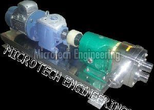 Jaggery Syruptransfer Pump