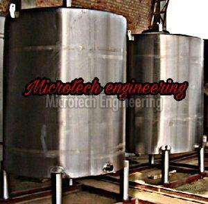 Juice Batch Mixer