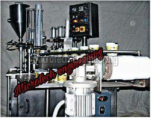 Juice Cup Filling Machine