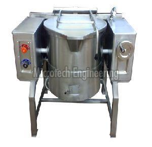 Kheer Tilting Boiling Pan
