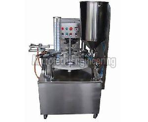 Manual Cup Filling Machine