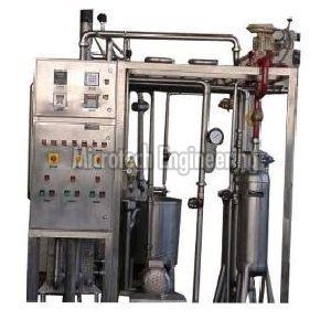 Milk Pasteuriser Machine