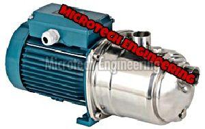 Monoblock Sanitary Self Priming Pump