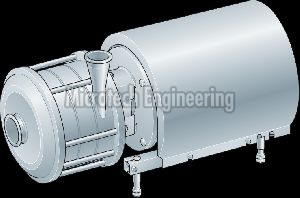 Multistage SS Self Priming Pump