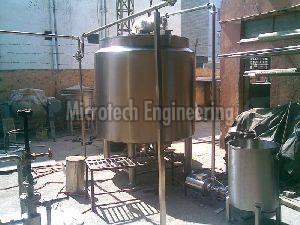 Paneer Process Plant