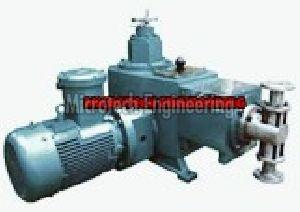 Plunger Opreated Metering Pump