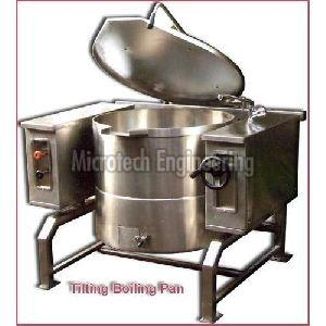 Poach Tilting Boiling Pan
