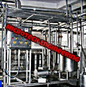 Semi Automatic Chaach Pasteurizer