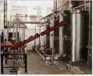 Semi Automatic CIP System