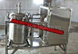 Semi Automatic Paneer Pasteurizer