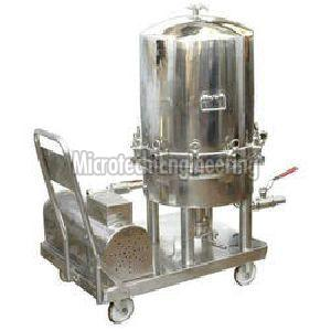 Sent Filtration System