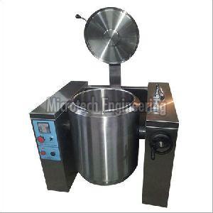 Simmer Tilting Boiling Pan