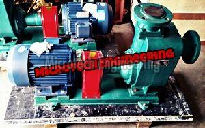 SS Back Pull Out End Suction Centrifugal Pump