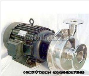 SS Chemical Pumps