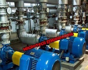 SS Chemical Transfer Pump