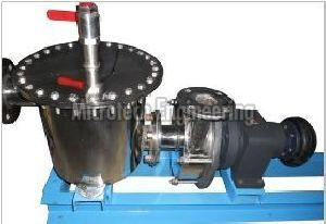 SS Self Priming Pumps