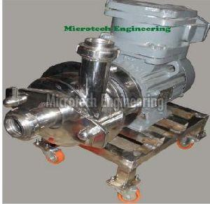 Sugarcane Juice Transfer Pump