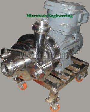 Syrup Transfer Pump