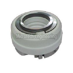 Teflon Bellow Replaceable Silicon Face Seal