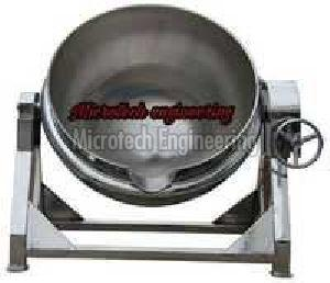 Tomato Steam Jacketed Kettle