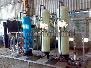 Water Shoftner Plant