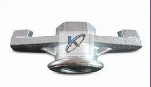 Galvanized Steel Wing Nuts