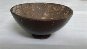 Coconut Shell Bowl Polished