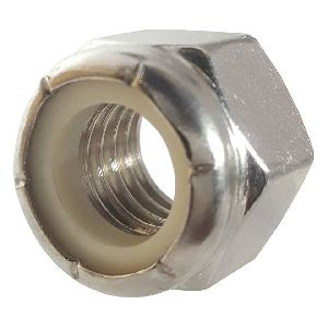 Steel Flange Nuts