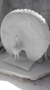 Marble Peacock