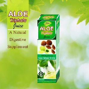 Triphala Flavoured Aloe Vera Juice