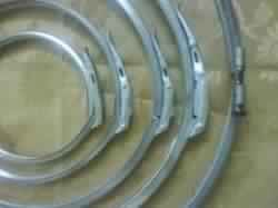 Steel drum locking ring
