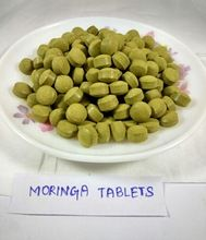 Moringa Food Supplement Tablets