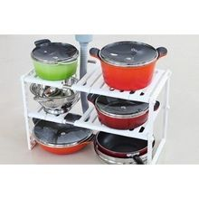 Stainless Steel Sink Shelf Retractable Storage Rack