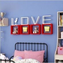 Wall Shelves Love Creative Home Wall Decor