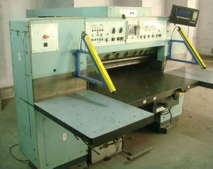 Seypa 115 Paper Cutting Machine